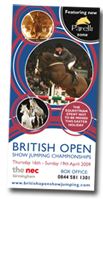 British Open Show Jumping Championship