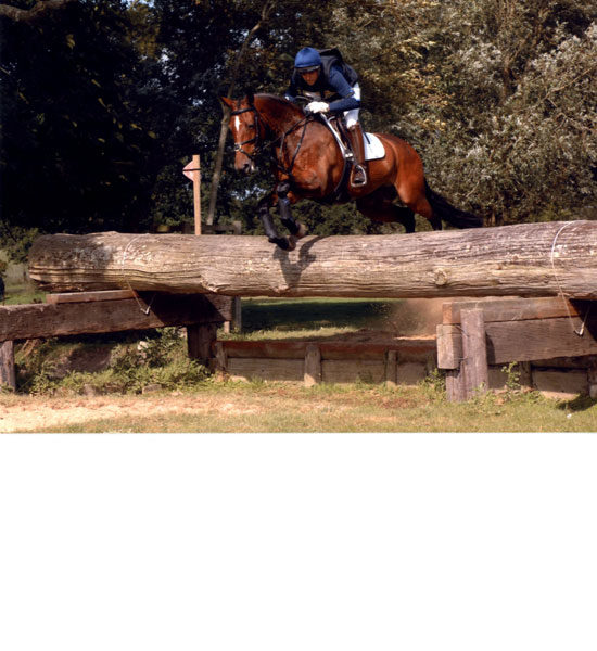 Andrew Gould riding Varisienne